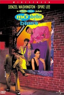 Mo' Better Blues (1990) cover