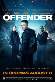 Offender (2012) cover
