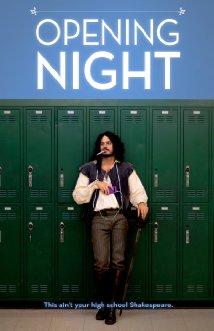 Opening Night 2014 poster