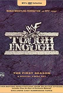 Tough Enough (2001) cover