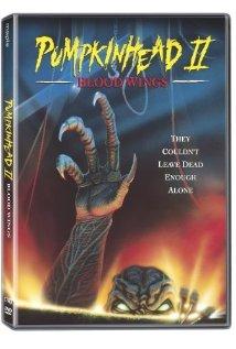 Pumpkinhead II: Blood Wings (1993) cover