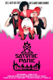 Satanic Panic: Band Out of Hell (2011) cover