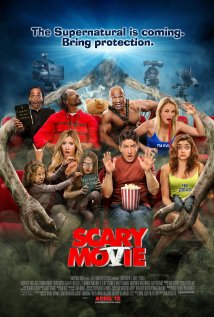 Scary Movie 5 (2013) cover