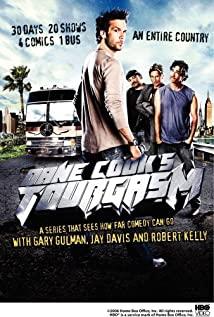 Tourgasm (2006) cover