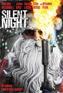 Silent Night (2012) cover