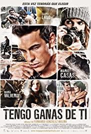 Tengo ganas de ti (2012) cover