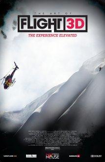 The Art of Flight 2011 poster
