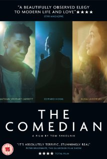 The Comedian (2012) cover