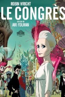 The Congress (2013) cover