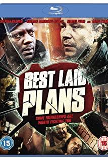 Best Laid Plans 2012 poster