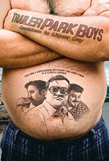 Trailer Park Boys (2001) cover