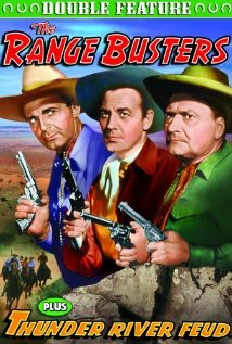The Range Busters 1940 poster