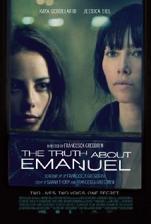 The Truth About Emanuel (2013) cover