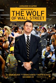 The Wolf of Wall Street (2013) cover