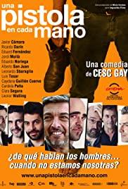 Una pistola en cada mano (2012) cover