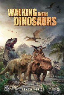 Walking with Dinosaurs 3D (2013) cover