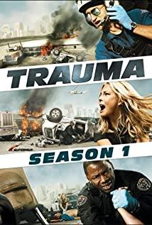 Trauma (2009) cover