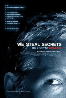 We Steal Secrets: The Story of WikiLeaks (2013) cover