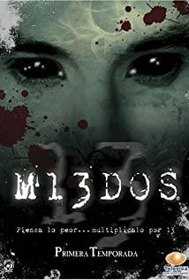 Trece miedos (2007) cover