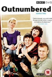 Outnumbered (2007) cover