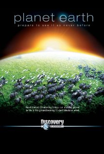 Planet Earth (2006) cover
