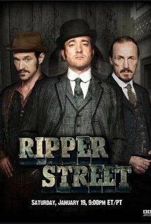 Ripper Street (2012) cover