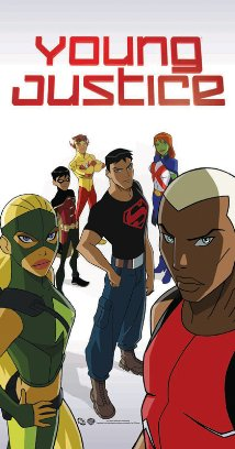 Young Justice (2010) cover