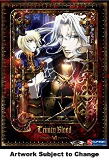 Trinity Blood (2005) cover