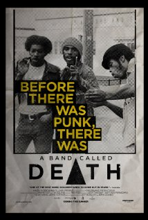 A Band Called Death 2012 poster
