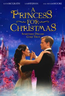 A Princess for Christmas (2011) cover
