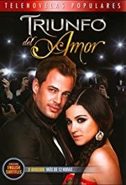 Triunfo del amor (2010) cover