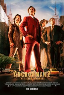 Anchorman 2: The Legend Continues (2013) cover