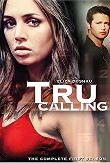 Tru Calling 2003 poster