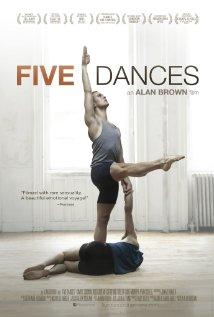 Five Dances (2013) cover