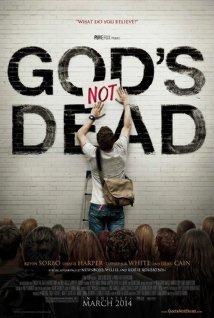 God's Not Dead (2014) cover
