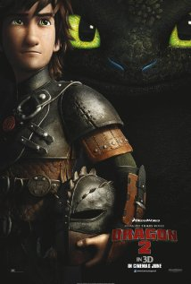 How to Train Your Dragon 2 (2014) cover