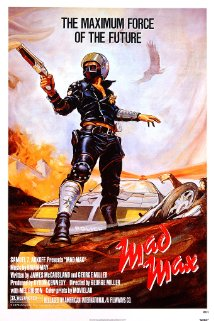 Mad Max 1979 poster