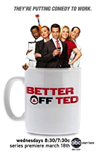 Better Off Ted 2009 poster