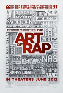 Something from Nothing: The Art of Rap (2012) cover