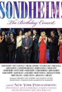 Sondheim! The Birthday Concert (2010) cover