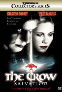 The Crow: Salvation 2000 poster