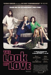 The Look of Love 2013 poster
