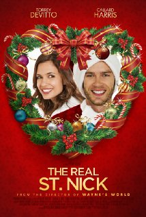 The Real St. Nick (2012) cover