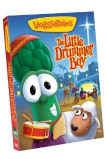 VeggieTales: The Little Drummer Boy 2011 poster