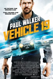 Vehicle 19 (2013) cover