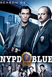 NYPD Blue (1993) cover