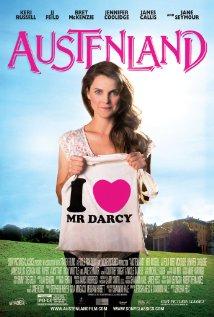 Austenland (2013) cover