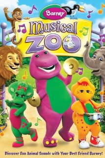 Barney: Musical Zoo (2011) cover