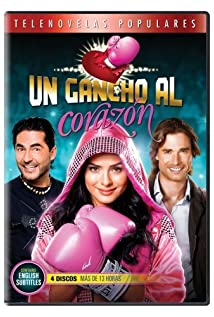 Un gancho al corazón 2008 poster