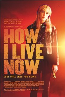 How I Live Now (2013) cover